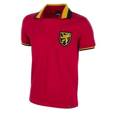 653 | Belgium 1960's Retro Football Shirt | 1 | COPA