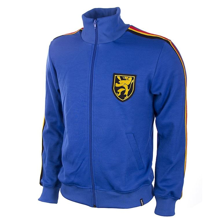 851 | Belgium 1970's Retro Football Jacket  | 1 | COPA
