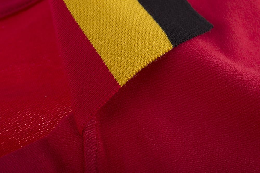 654 | Belgium 1960's Long Sleeve Retro Football Shirt | 2 | COPA