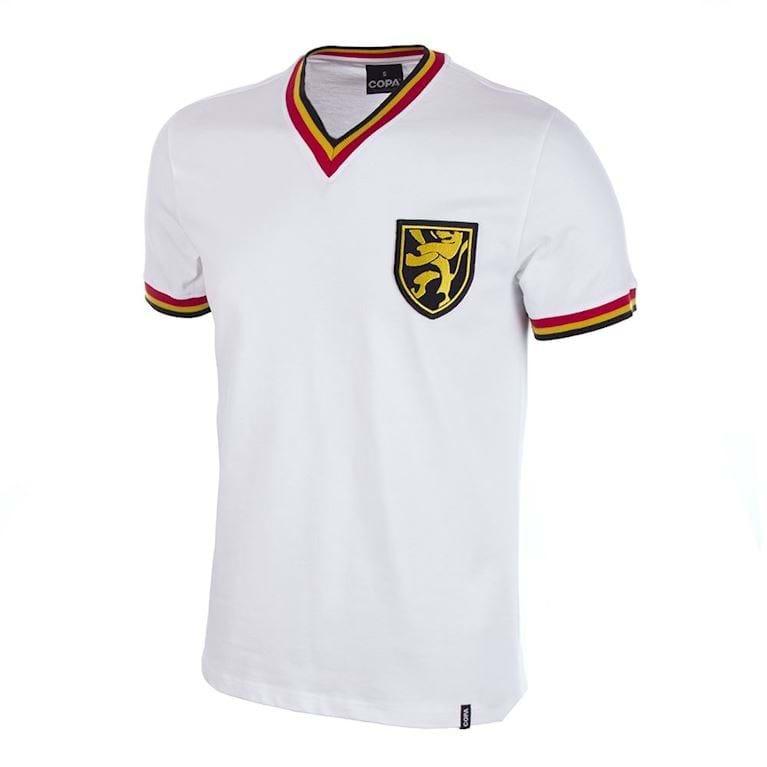 655 | Belgium Away 1970's Retro Football Shirt | 1 | COPA