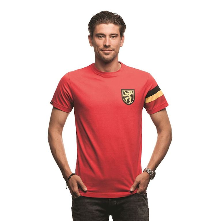 6588 | Belgium Captain T-Shirt | Red  | 1 | COPA