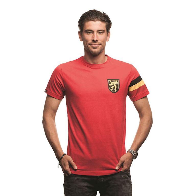6588 | Belgium Captain T-Shirt | Red | 1 | COPA