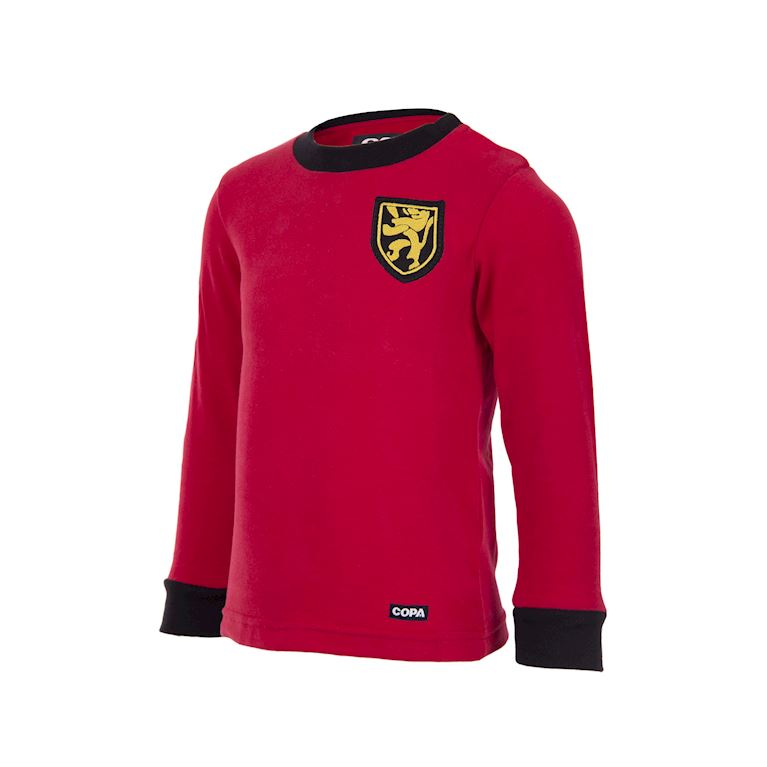 6808 | Belgium 'My First Football Shirt' Long Sleeve | 1 | COPA