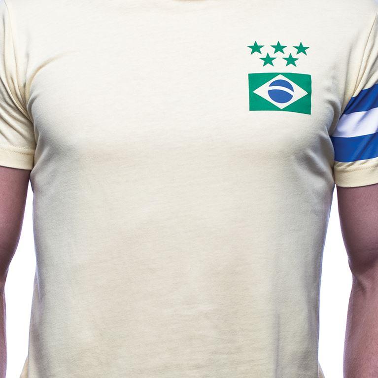 6553 | Brazilië Captain T-Shirt | 2 | COPA