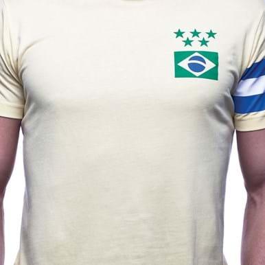 6553 | Brazil Captain T-Shirt | 2 | COPA