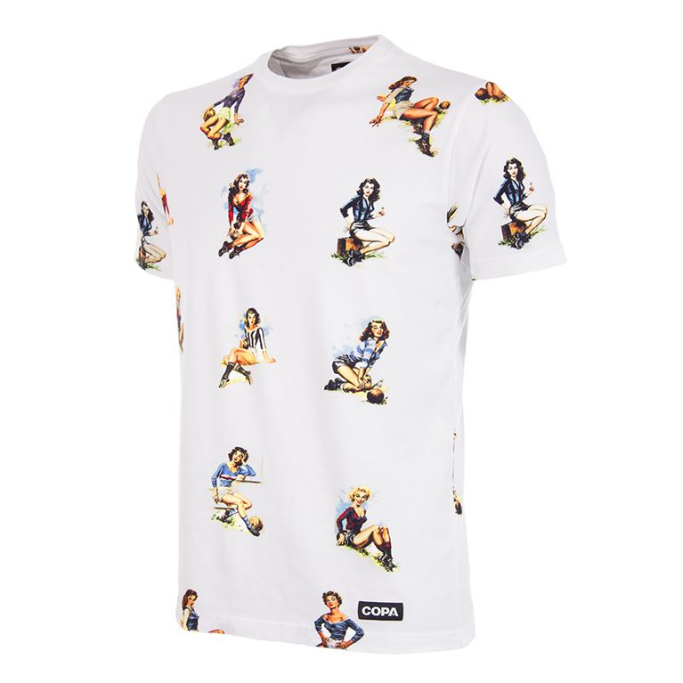 6991 | Calcio Donna T-shirt | 1 | COPA