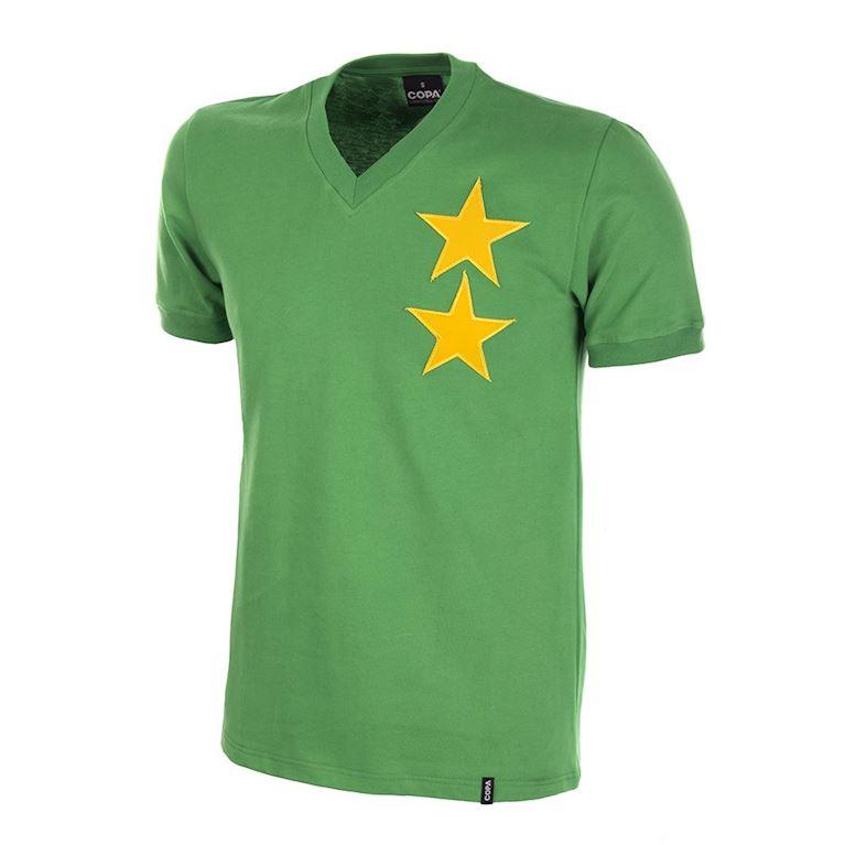 590 | Cameroon 1970's Short Sleeve Retro Football Shirt | 1 | COPA