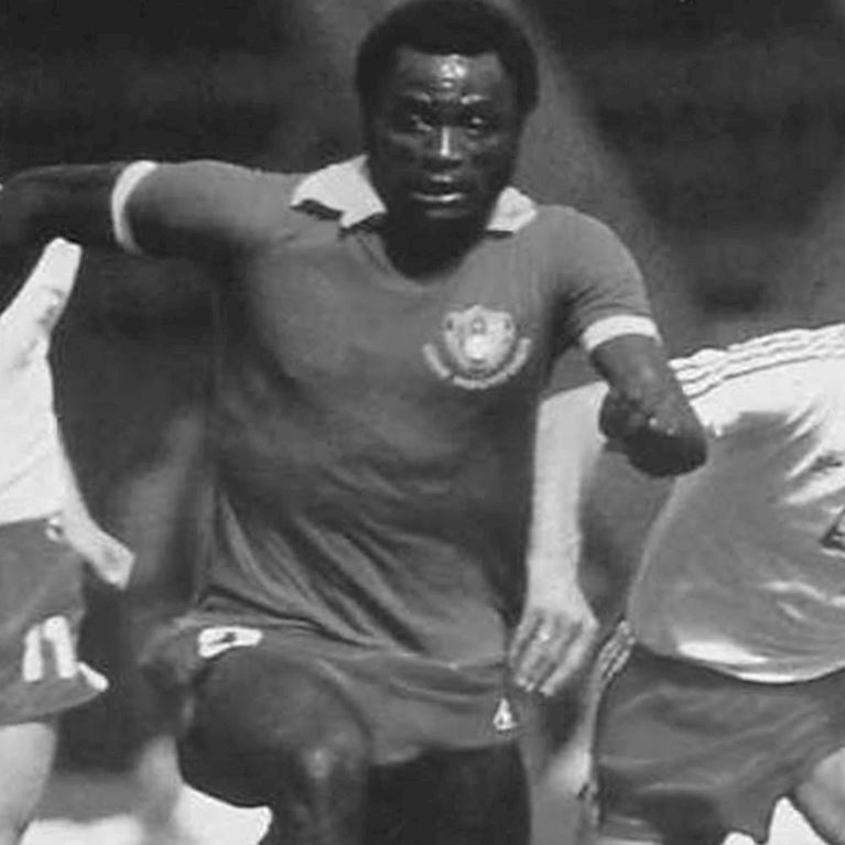 683 | Cameroon World Cup 1982 Short Sleeve Retro Football Shirt | 2 | COPA