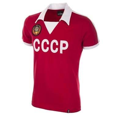 454 | CCCP 1980's Retro Football Shirt | 1 | COPA