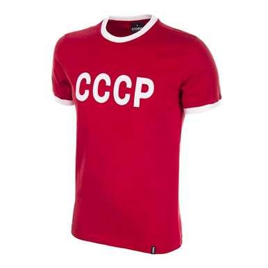 619 | CCCP 1970's Retro Football Shirt | 1 | COPA