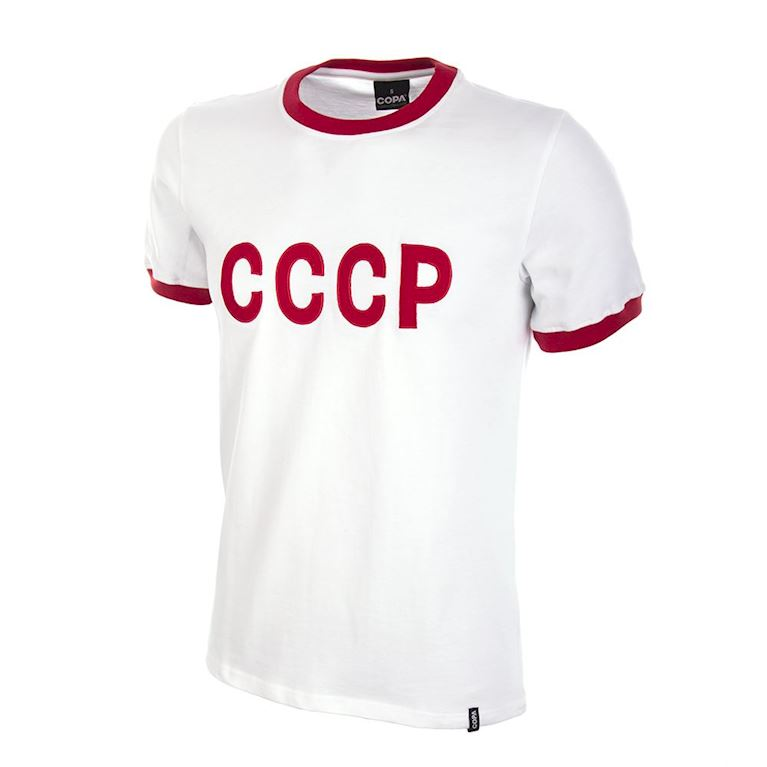634 | CCCP Away 1970's Retro Football Shirt | 1 | COPA
