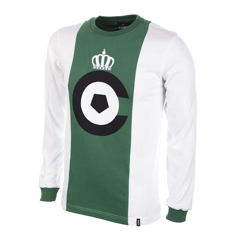 786 | Cercle Brugge 1973 / 1974 Long Sleeve Retro Football Shirt | 1 | COPA
