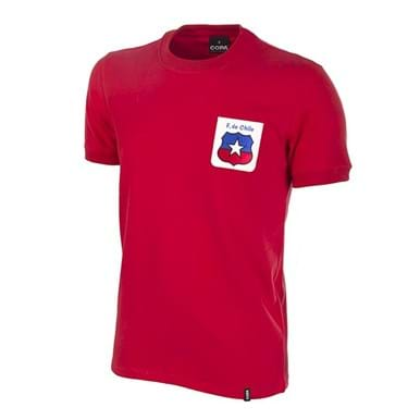 521 | Chile World Cup 1974 Retro Football Shirt | 1 | COPA