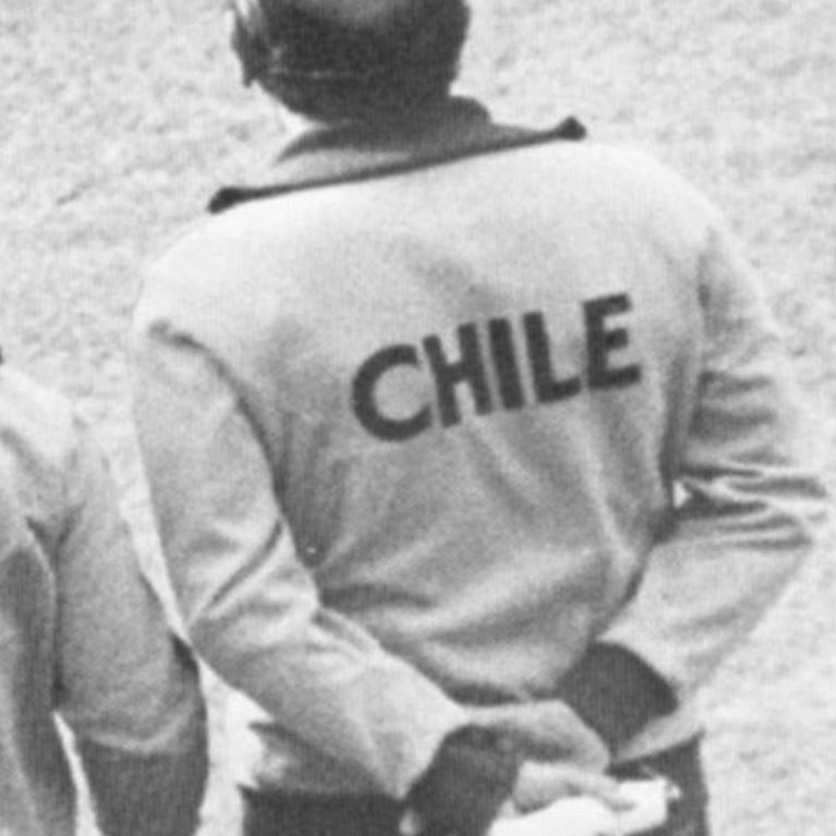 834 | Chile World Cup 1974 Retro Football Jacket | 2 | COPA