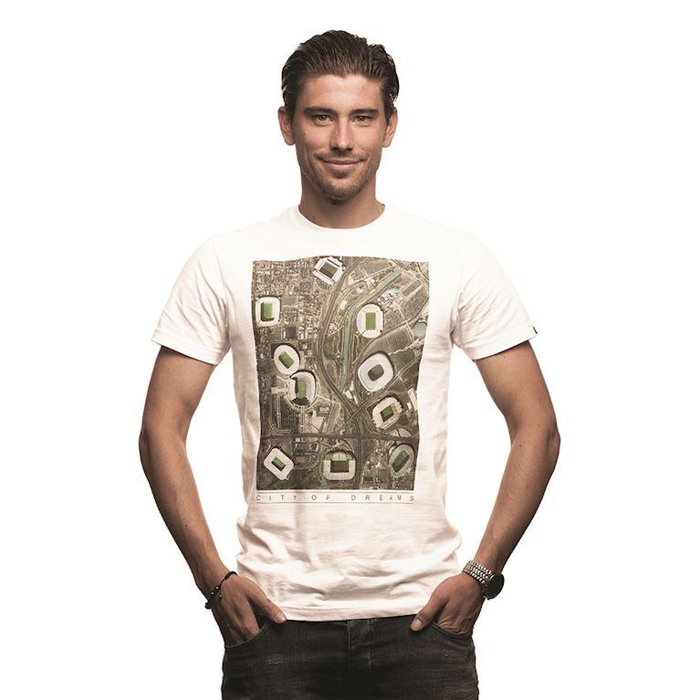 6627 | City of Dreams T-Shirt | White | 1 | COPA