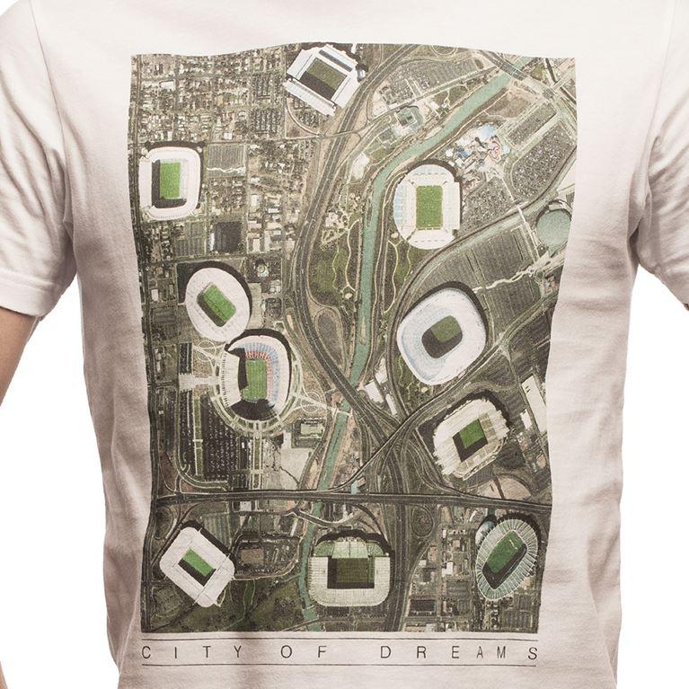 6627 | City of Dreams T-Shirt | White | 2 | COPA
