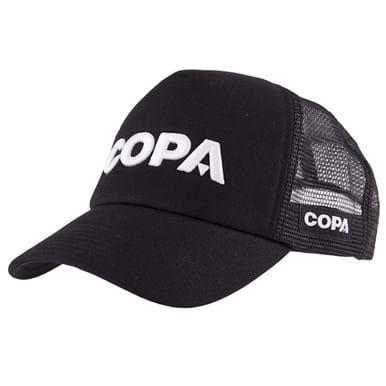 5208 | COPA 3D White Logo Trucker Cap | 1 | COPA