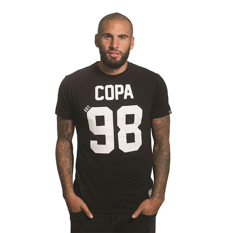 6710 | COPA '98 Vintage T-Shirt | Black | 1 | COPA