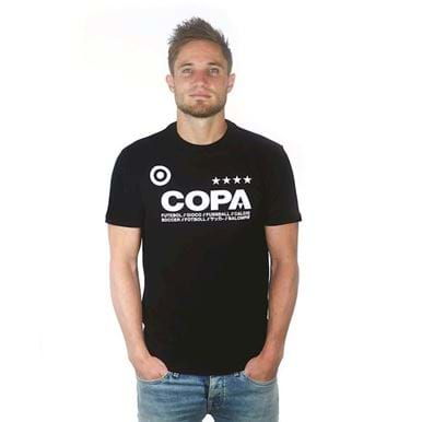 6689 | COPA Basic T-Shirt | Black | 1 | COPA