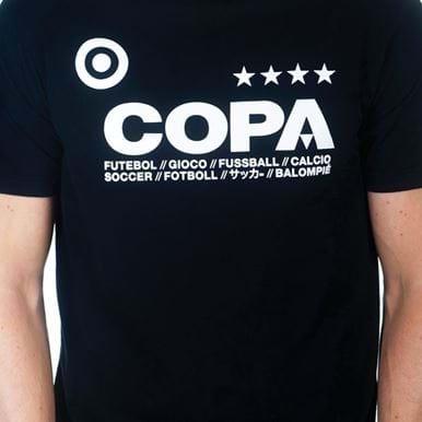 6689 | COPA Basic T-Shirt | Black | 2 | COPA