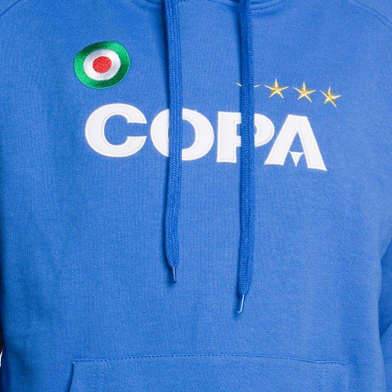6404   COPA Hooded Sweater   Blue   2   COPA