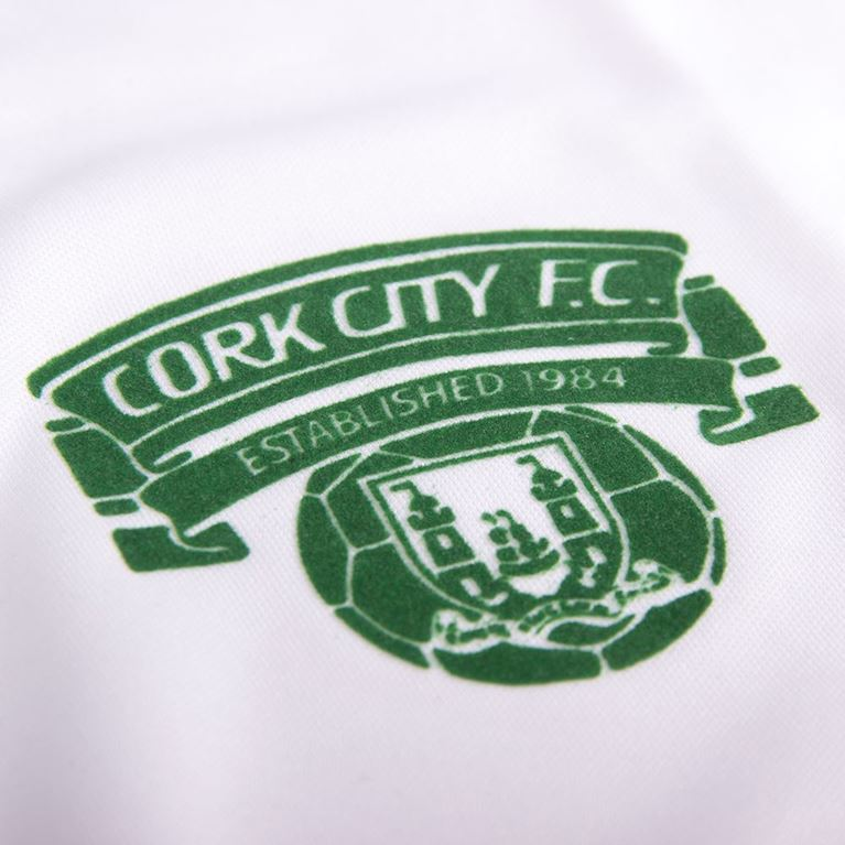 753 | Cork City F.C. 1991 Short Sleeve Retro Football Shirt | 2 | COPA