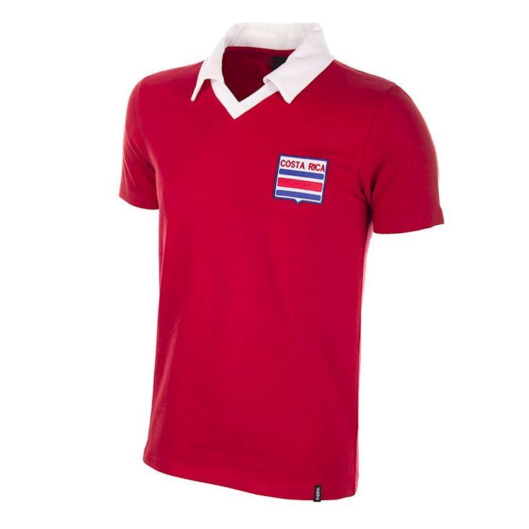 571   Costa Rica 1988 Short Sleeve Retro Football Shirt   1   COPA