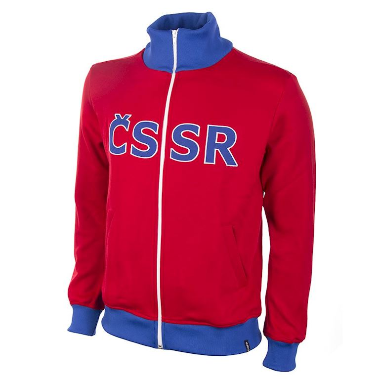 841 | CSSR 1970's Retro Football Jacket | 1 | COPA