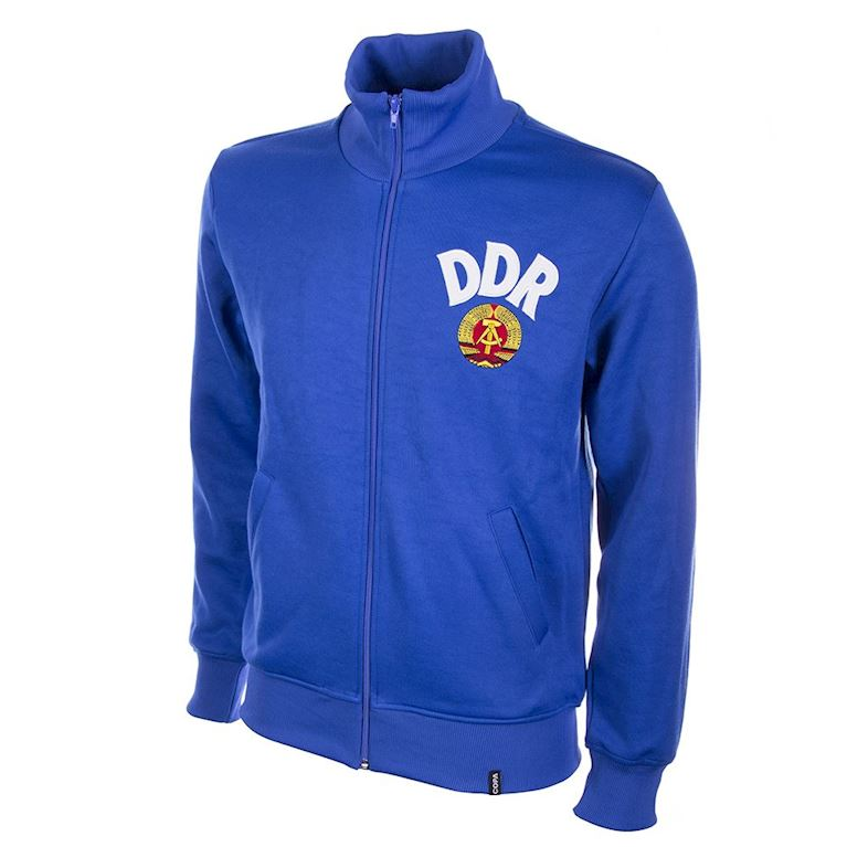 801 | DDR 1970's Retro Football Jacket  | 1 | COPA