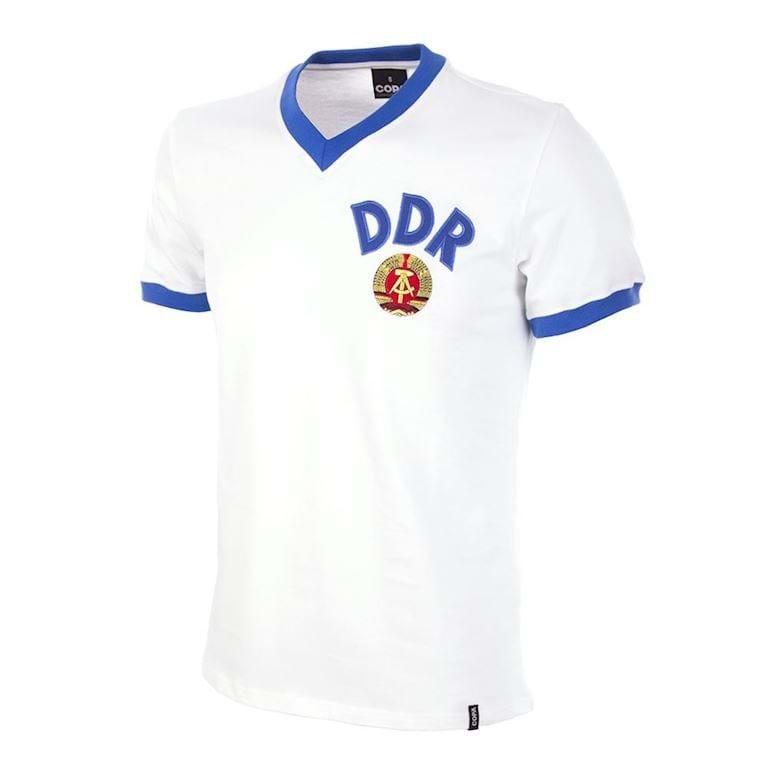 624 | DDR Away World Cup 1974 Retro Football Shirt | 1 | COPA