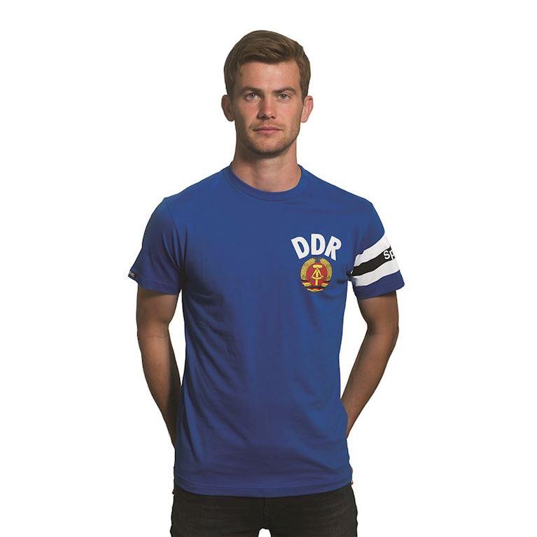 6661 | DDR Captain T-Shirt | Blue | 1 | COPA