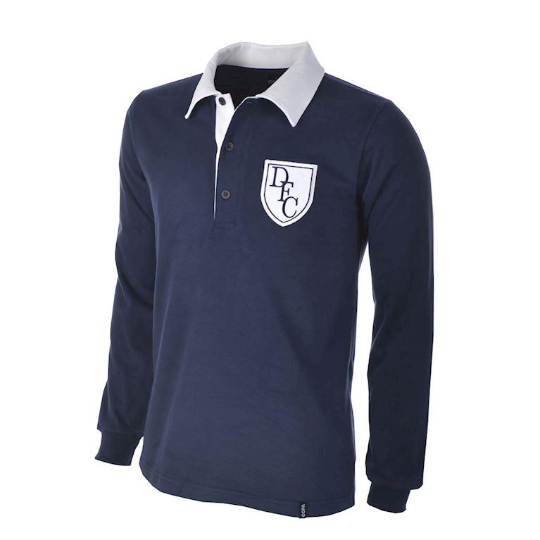 774 | Dundee FC 1952 / 1954 Long Sleeve Retro Football Shirt | 1 | COPA