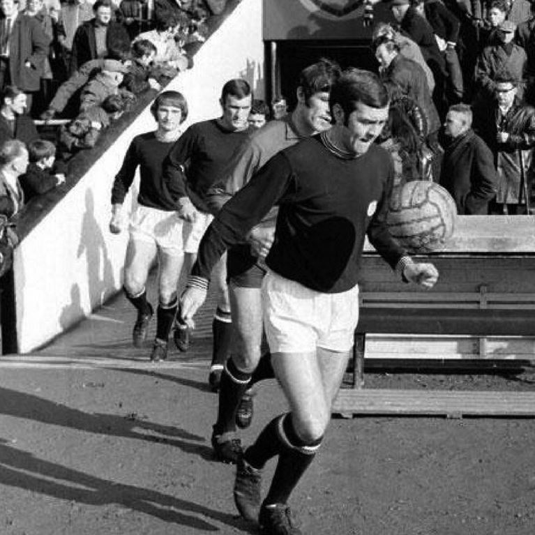775 | Dundee FC 1970 / 1971 Long Sleeve Retro Football Shirt | 2 | COPA
