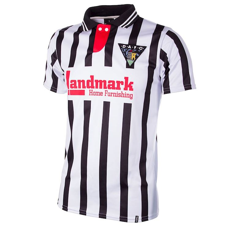 767 | Dunfermline Athletic FC 1995 / 1996 Short Sleeve Retro Football Shirt | 1 | COPA