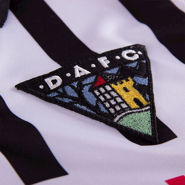767 | Dunfermline Athletic FC 1995 / 1996 Short Sleeve Retro Football Shirt | 2 | COPA