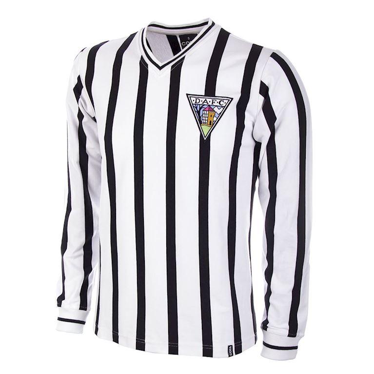 797 | Dunfermline Athletic FC 1960's Long Sleeve Retro Football Shirt | 1 | COPA