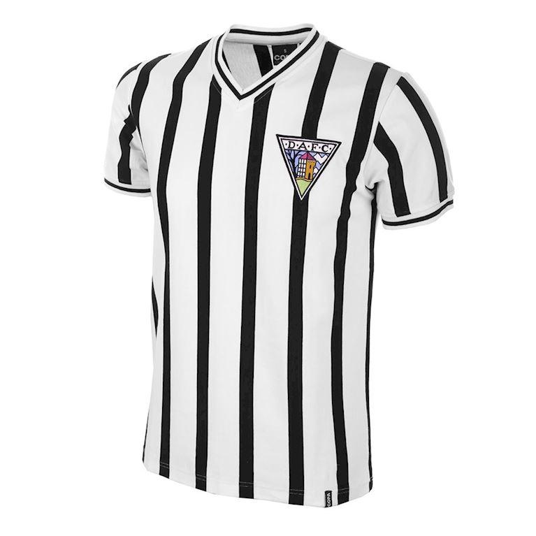 798 | Dunfermline Athletic FC 1960's Short Sleeve Retro Football Shirt | 1 | COPA