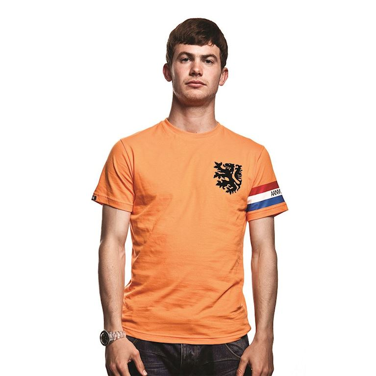 6514 | Dutch Captain T-Shirt | Orange  | 1 | COPA