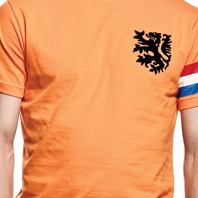 6514 | Dutch Captain T-Shirt | Orange  | 2 | COPA