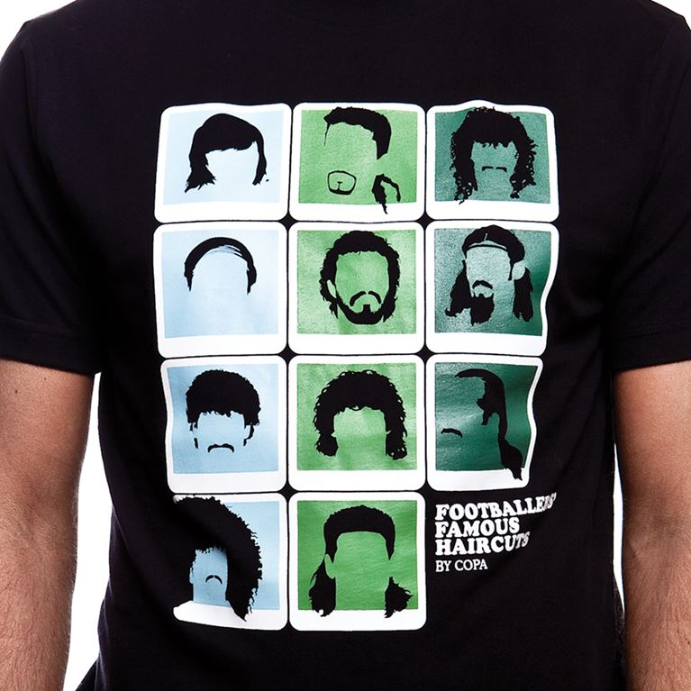 6528 | Famous Haircuts T-Shirt | 2 | COPA