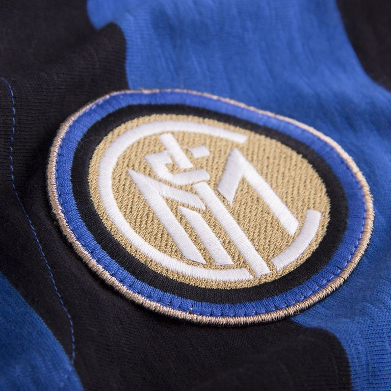 709 | F.C. Internazionale 1958 - 59 Short Sleeve Retro Football Shirt | 2 | COPA
