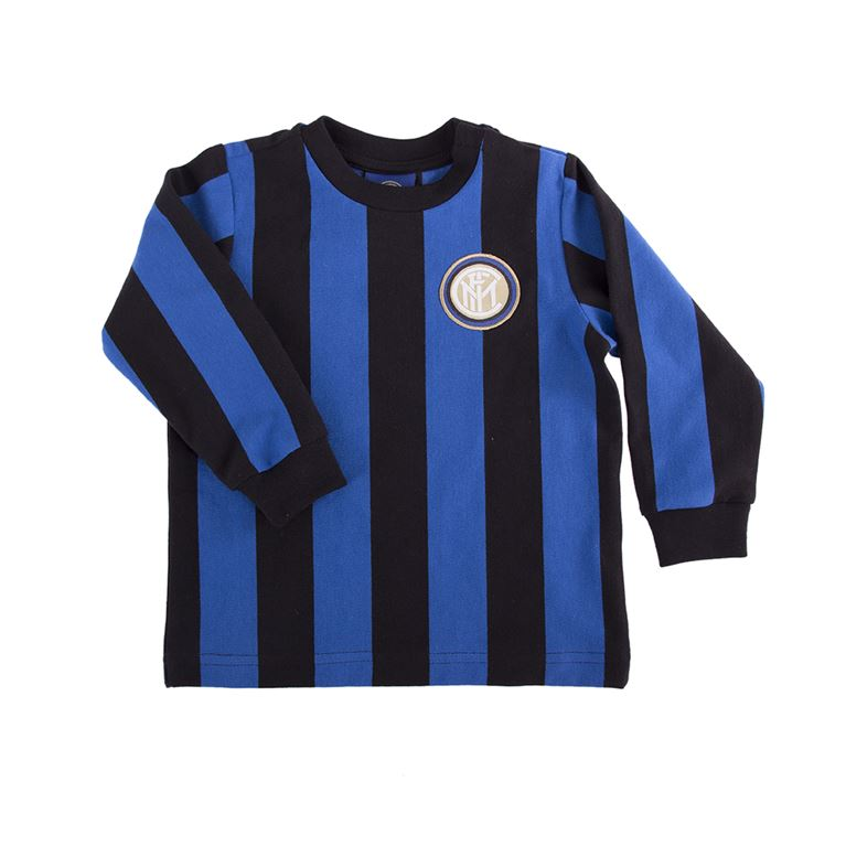 6814 | F.C. Internazionale 'My First Football Shirt' Long Sleeve | 1 | COPA
