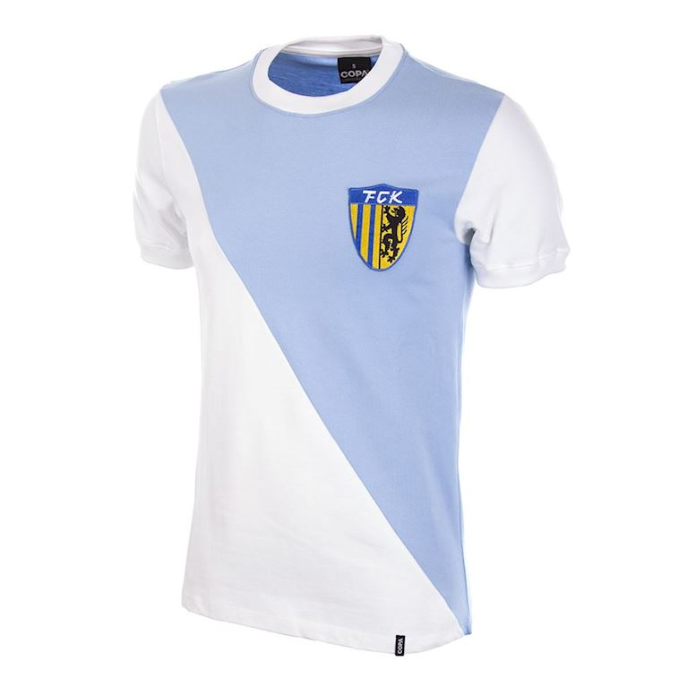 717 | FC Karl-Marx-Stadt 1976 - 1977 Retro Football Shirt | 1 | COPA