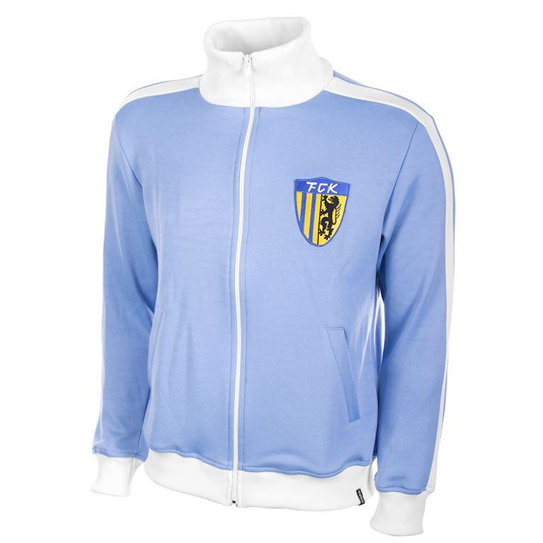 808   FC Karl-Marx-Stadt 1970's Retro Football Jacket   1   COPA