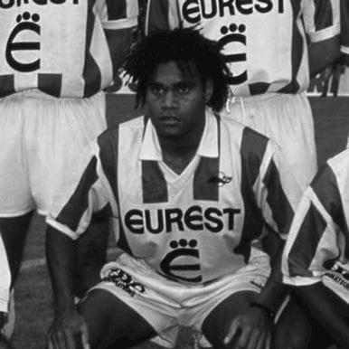 233 | FC Nantes 1994 - 95 Retro Voetbal Shirt | 2 | COPA