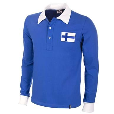 447 | Finland 1955 Retro Football Shirt | 1 | COPA