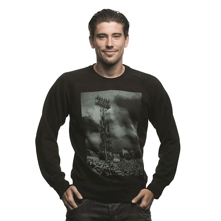 6440 | Floodlight Sweater | Black | 1 | COPA