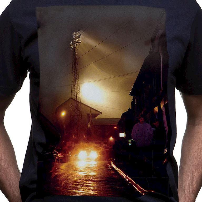 6633 | Floodlight Match T-shirt | Black | 2 | COPA