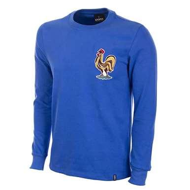 592 | France 1970's Retro Football Shirt | 1 | COPA
