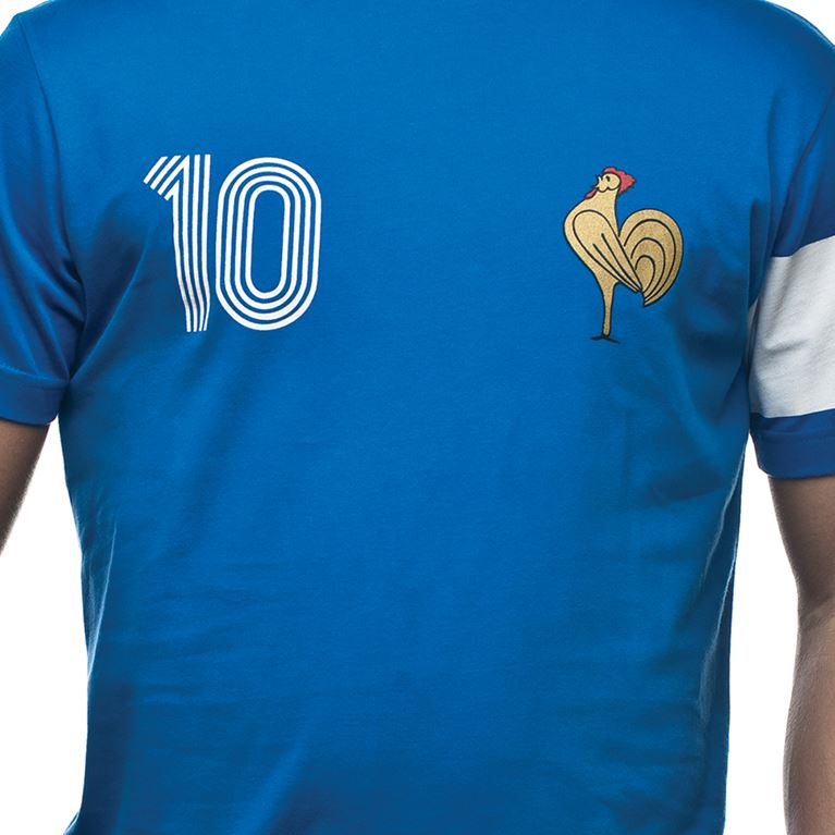 6554 | France Capitaine T-Shirt | 2 | COPA